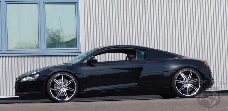 2010 Senner Audi R8 breaks cover